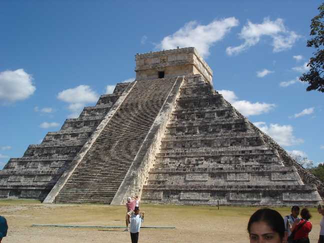 Temple of Kukulkan