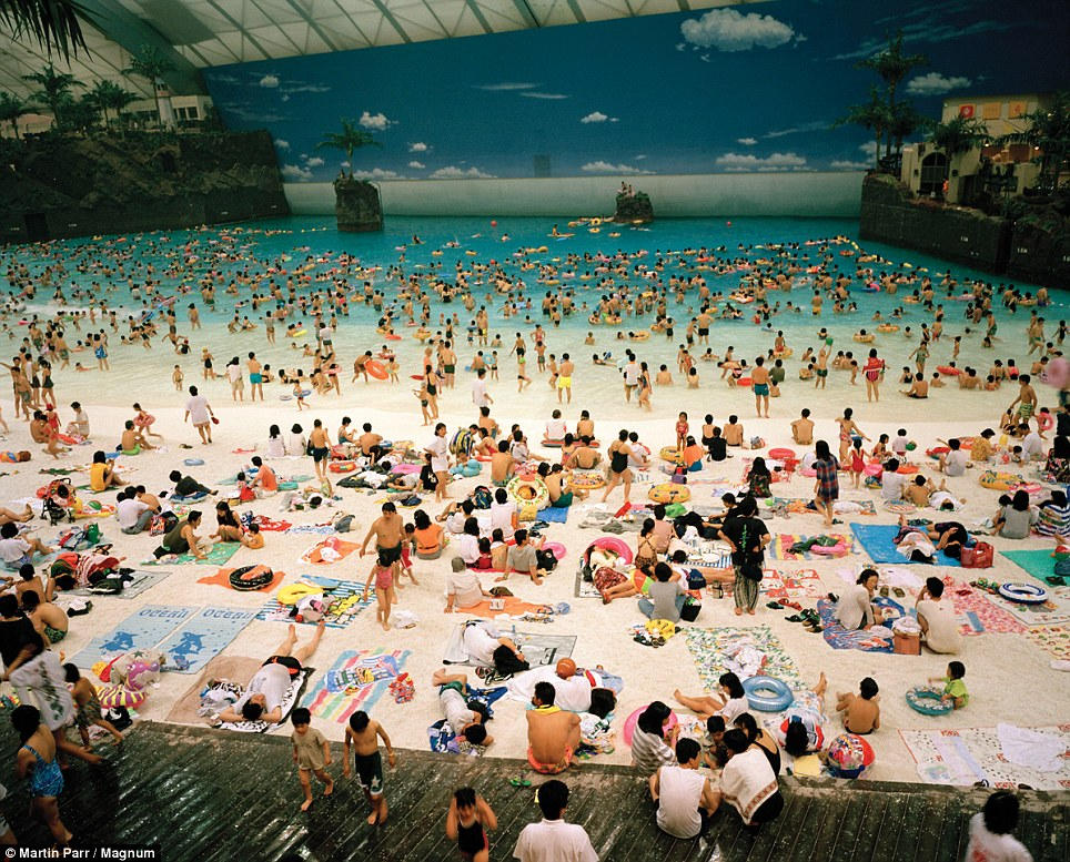 Largest Indoor Water Parks in